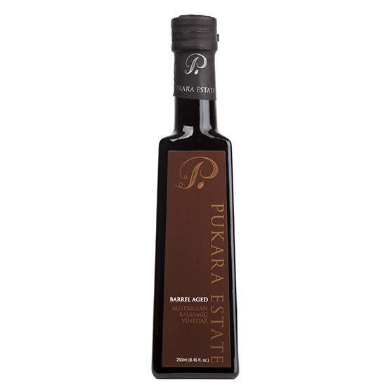 Balsamic Vinegar - Barrel Aged 250ml - Pukara