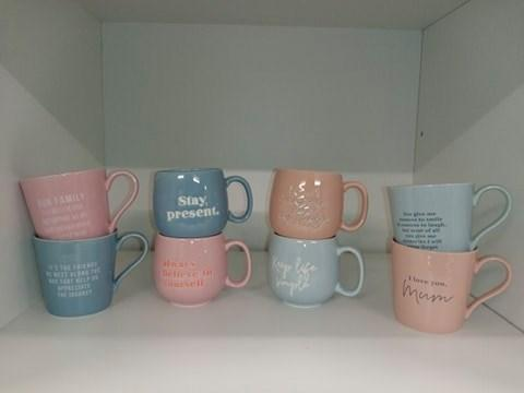 Colour Pop Mugs - Gifts