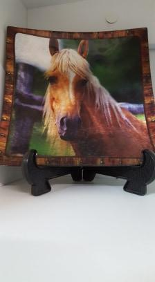 Decorative Horse Platter - Medium - Home Decor