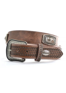 Derek Pure Western Belt - Belts