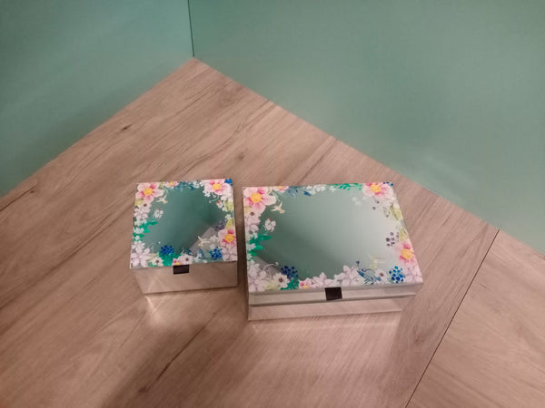 Fleur Jewellery Box - Small - Gifts