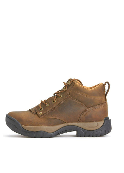 Mens All Around Lace Up Boot - mens shoes