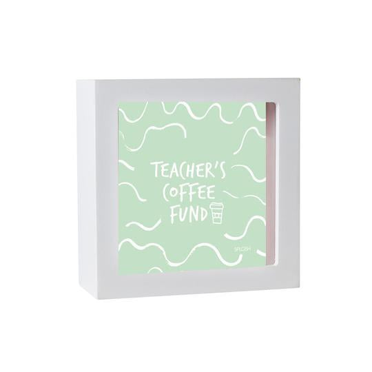Mini Change Box Collection - Teachers Coffee - Gifts