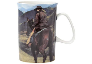 MUG - Working the Land High Country Girl - Homewares