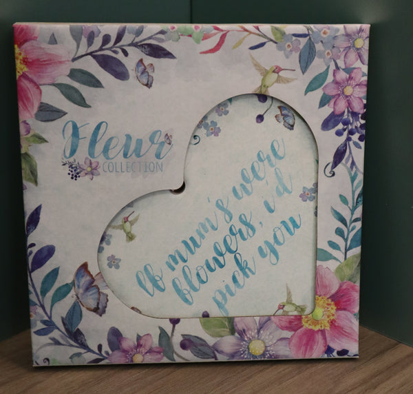 Plaques with Verses - Fleur Collection - Flowers - Gifts