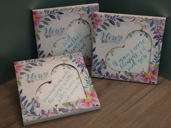 Plaques with Verses - Fleur Collection - Gifts