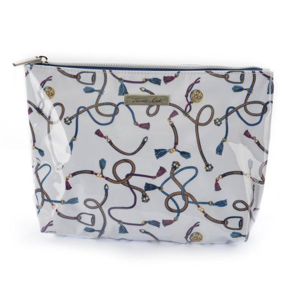 Toiletries/Beauty Bags - Flat Cosmetic Bag - Bags