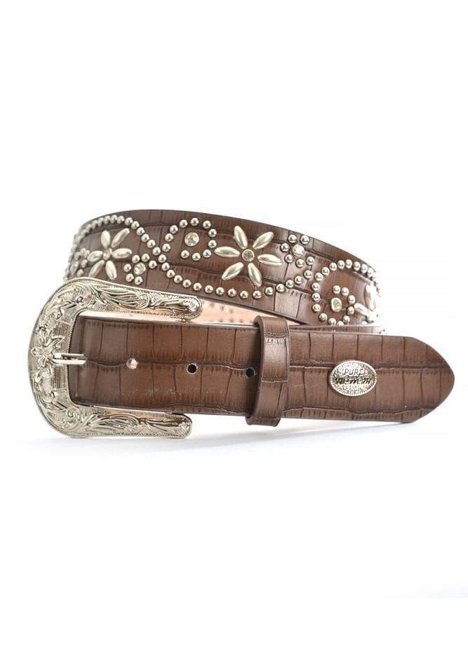 Womens Pure Western Tara Belt - Belts