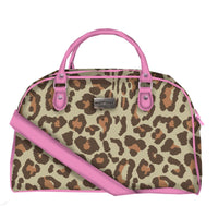 LIL JANE EXOTIC OVERNIGHT BAG