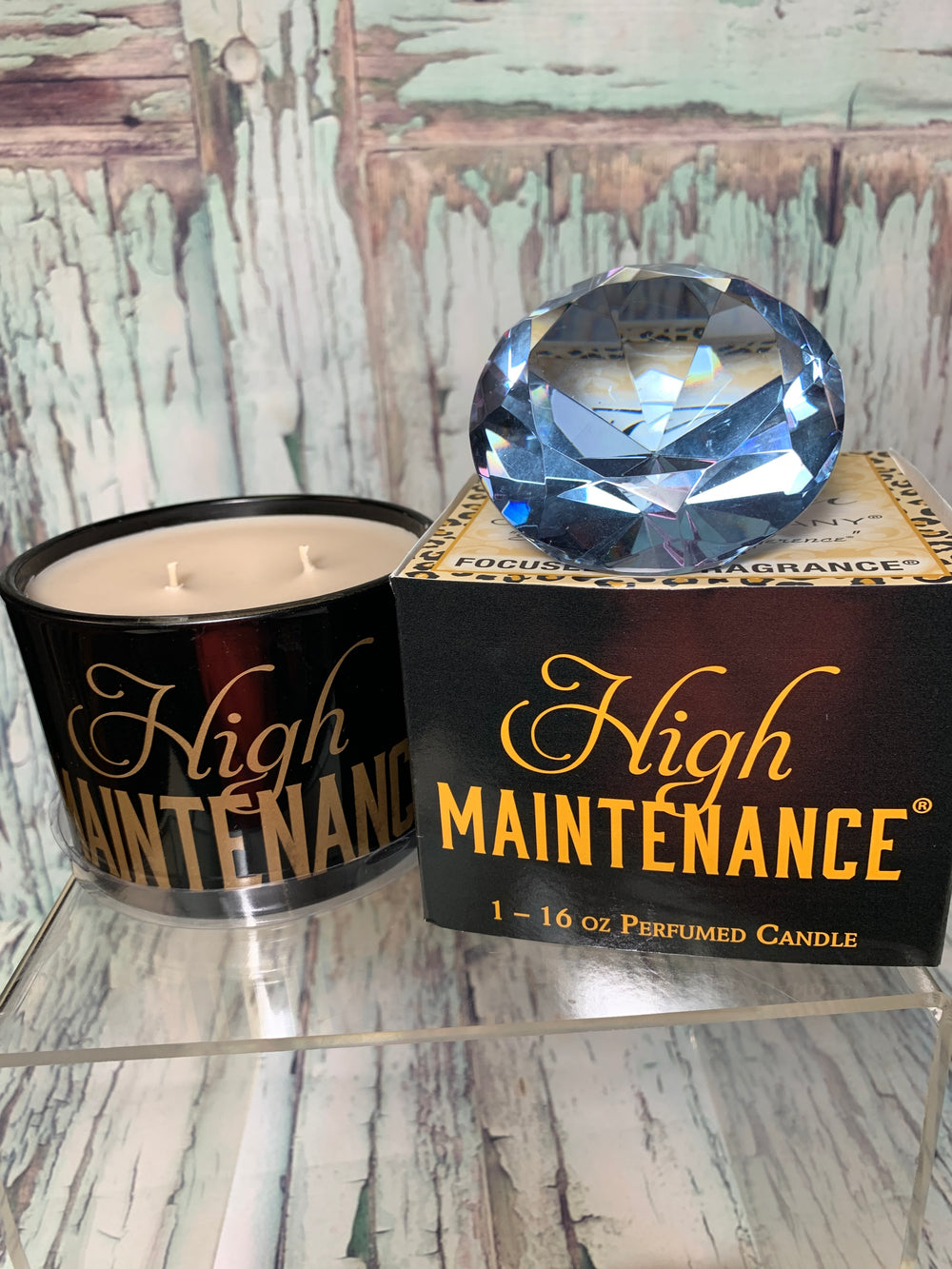 High Maintenance By Tyler (oz) Black