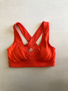 Adidas Womens Athletic Top Size Small