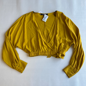 Forever 21 Long Sleeve Top Size Extra Small