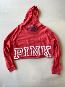 Pink By Victoria's Secret Long Sleeve Top Size Medium