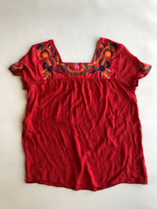 Short Sleeve Top Size Small