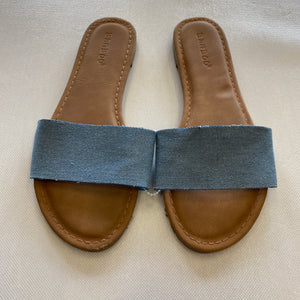 Bamboo Sandals Shoe 5.5