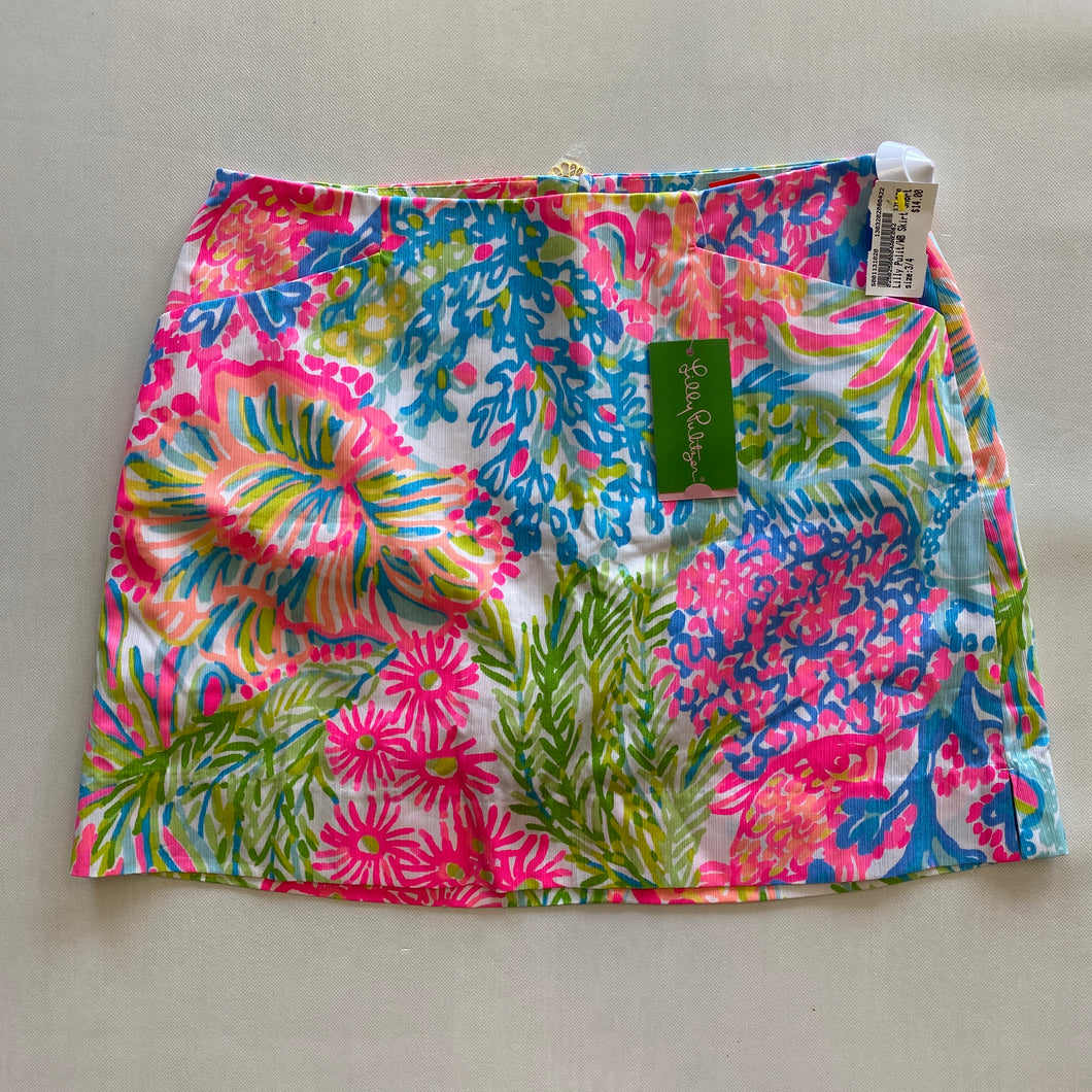 Lilly Pulitzer Womens Short Skirt Size 3/4