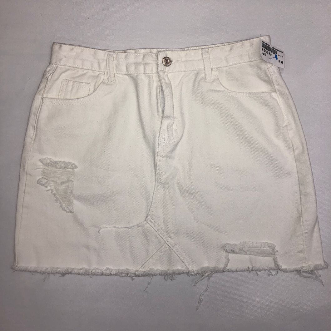 Short Skirt Size Large