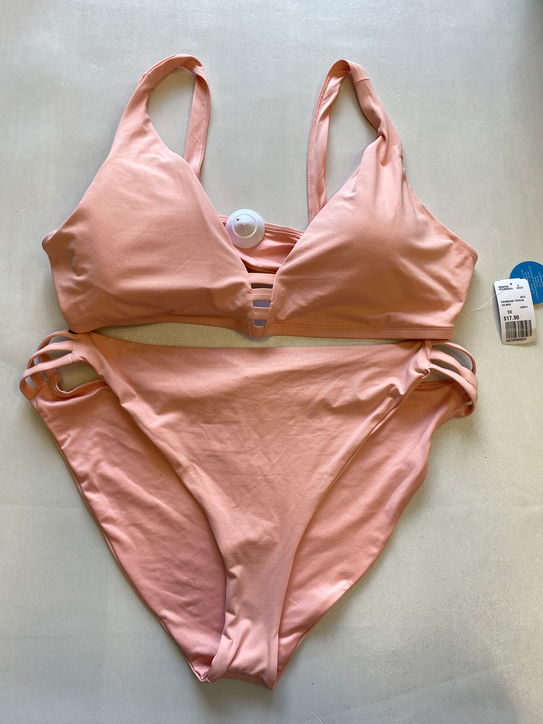 Swimsuit Size 3XL