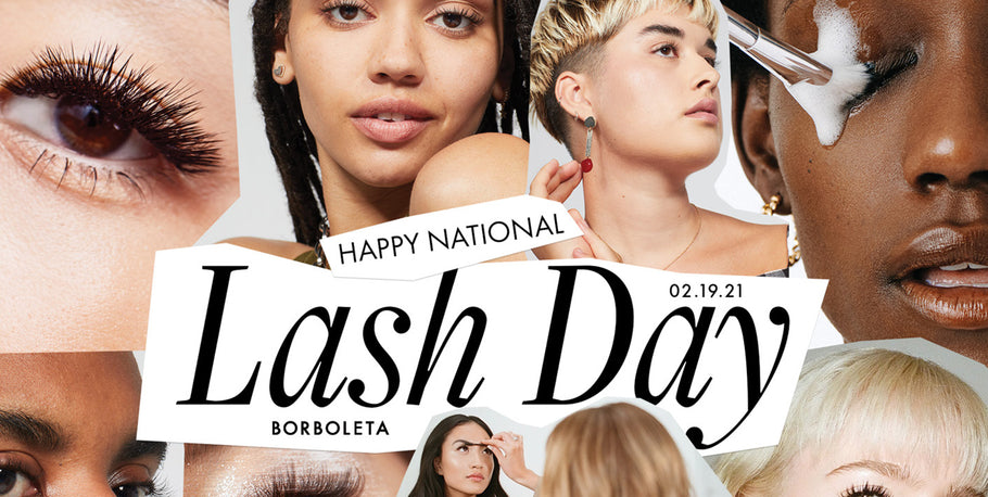 Happy National Lash Day!