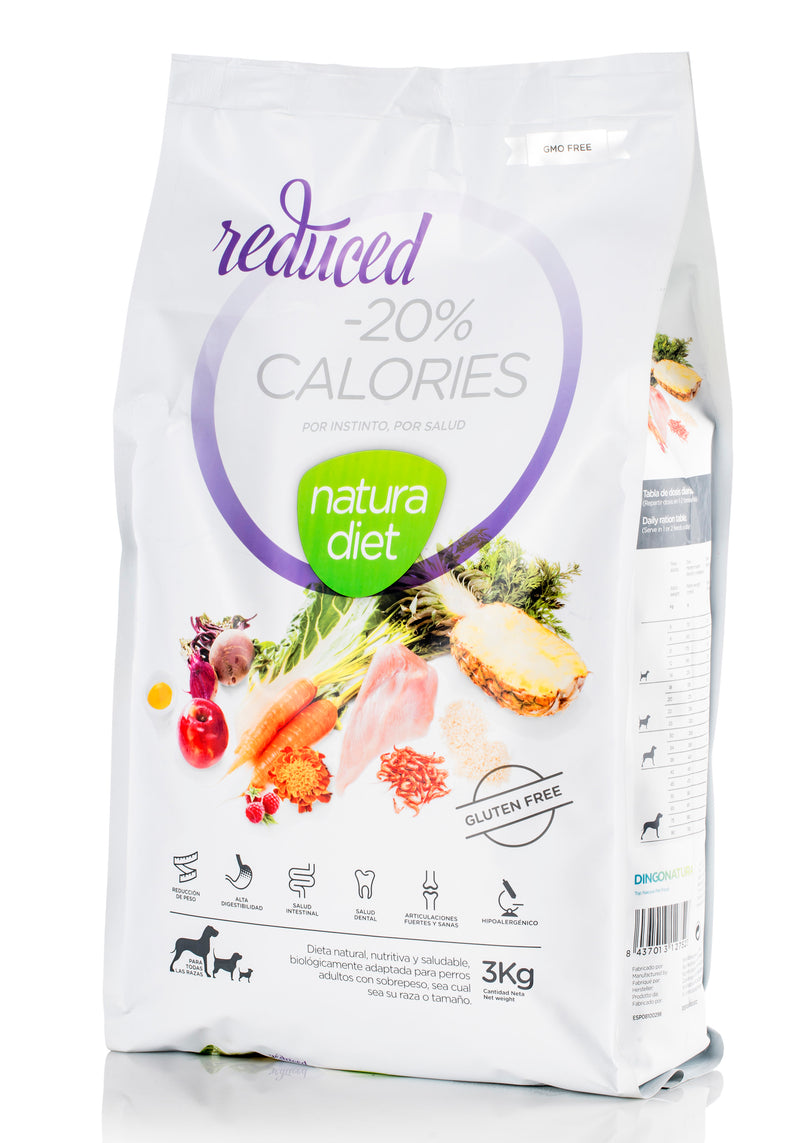 ND REDUCED (- 20%) - 3 kg