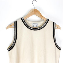 Load image into Gallery viewer, Chanel cashmere Tank Large