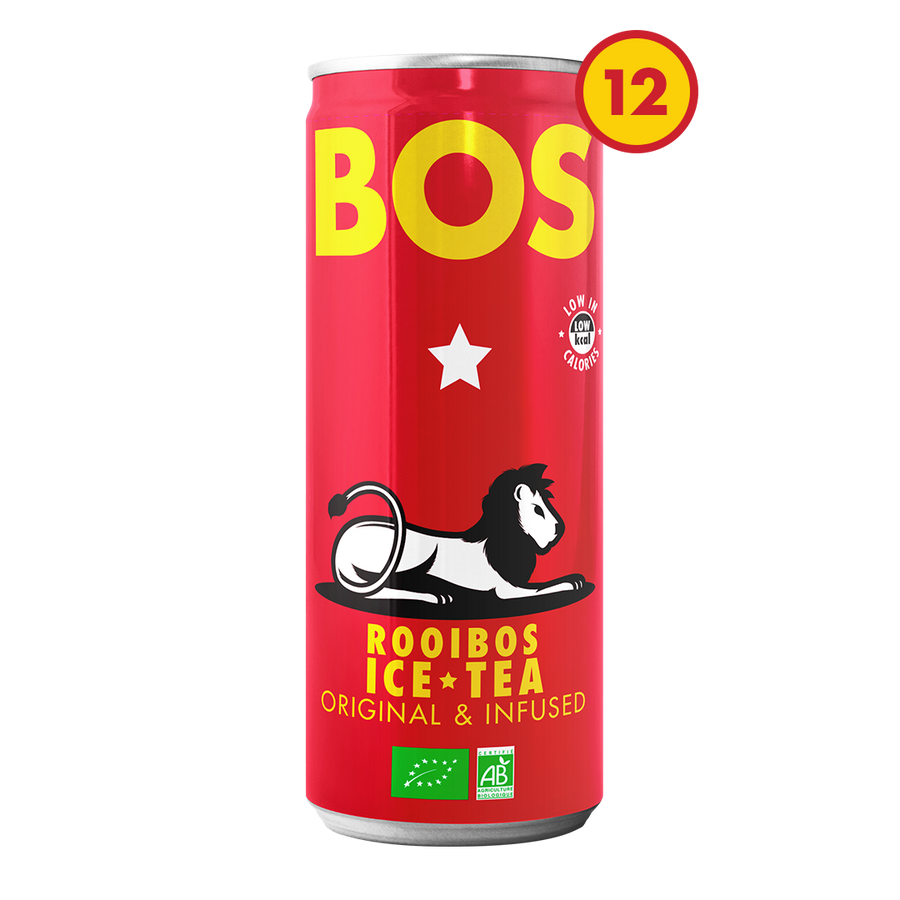 Rooibos Ice Tea - Original 250ml x 12