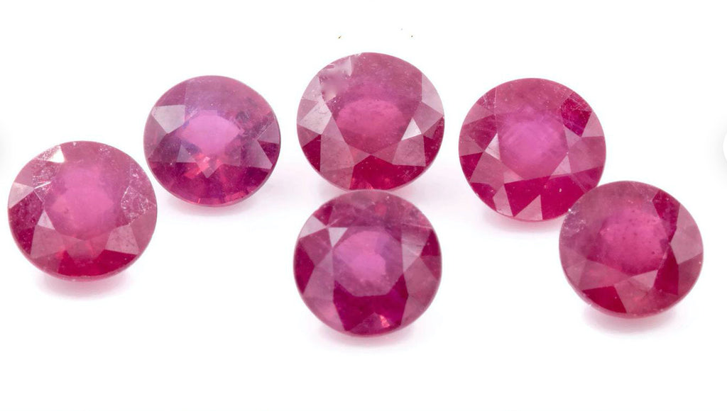 RUBY GEMS AND BEADS