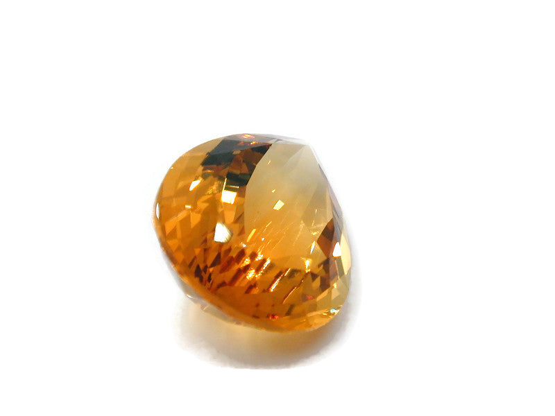 Natural citrine citrine gemstone loose citrine faceted citrine citrine stone citrine birthstone citrine quartz citrine point SKU:105974-CITRINE-Planet Gemstones