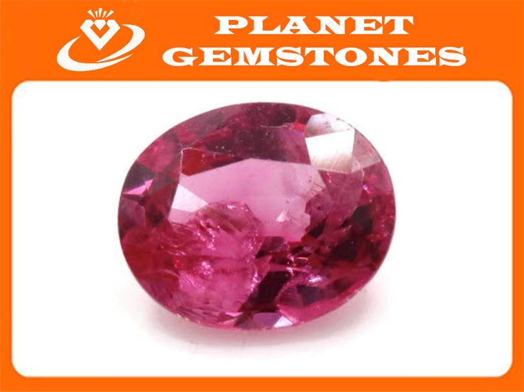 Natural Spinel Spinel Gemstone Genuine Spinel August birthstone Red SPINEL Pink spinel OV 6x5mm 0.68 ct, 0.87 ct Spinel Loose stone-Planet Gemstones