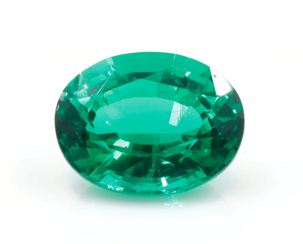 Natural Emerald Colombian Emerald May Birthstone Genuine Emerald Emerald Gemstone Emerald Green Emerald Oval 9x7mm SKU:114535-Emerald-Planet Gemstones