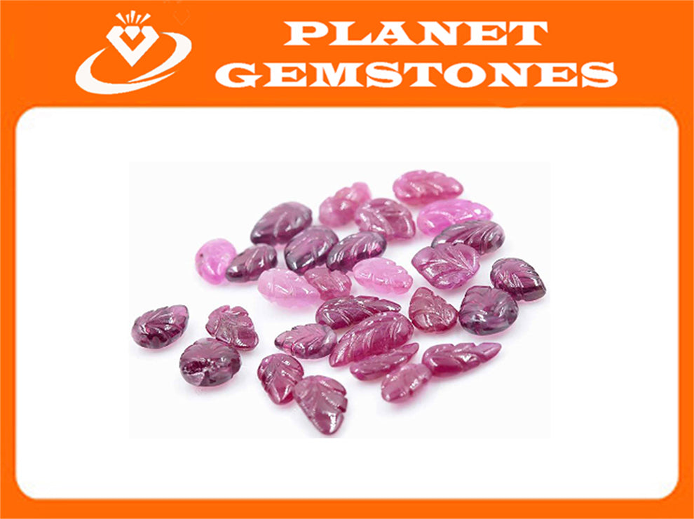Natural Ruby Gemstone DIY Jewelry Ruby Loose Stone July Birthstone Ruby Natural Gemstone Genuine Ruby Ruby 20ct Approx 6x4mm SKU:113062-Ruby-Planet Gemstones