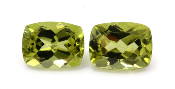 Peridot Natural Peridot Green Peridot Peridot Gemstone August Birthstone DIY Jewelry Supplies CUS 7x5mm 1.98ct Gift for Her SKU:113117-Planet Gemstones