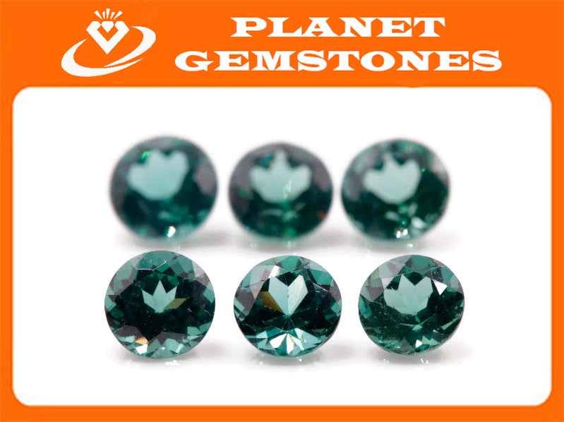 Natural Green Apatite Gemstone Apatite faceted loose stone Genuine Apatite stone Natural Apatite oval Apatite faceted stone 5.5mm 0.72ct-Planet Gemstones