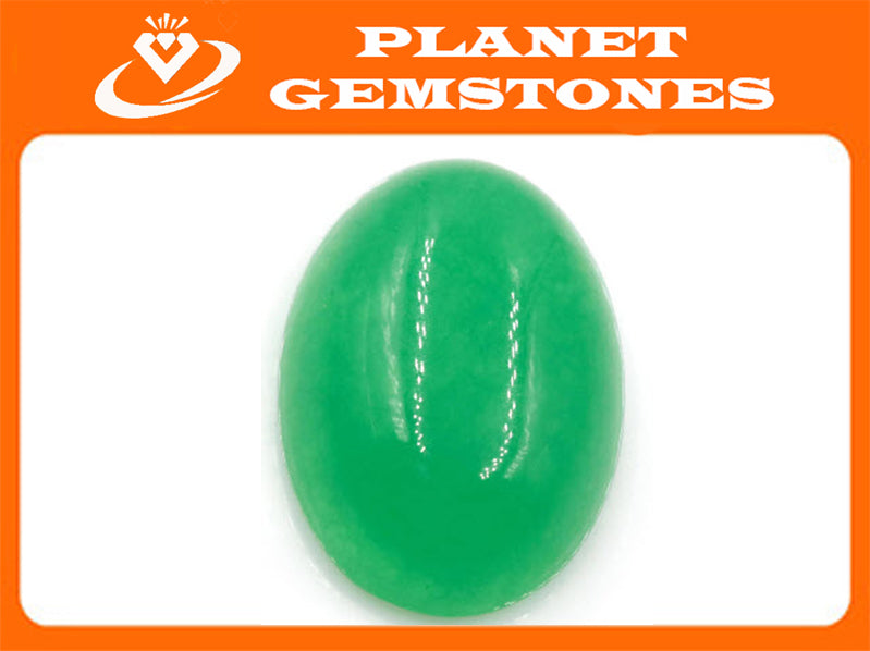Green Jade Nephrite Jade Natural Quartzite gemstone quartzite stone loose quartzite stone Green Quartzite, Green Nephrite DIY Jade 15x11mm-Planet Gemstones