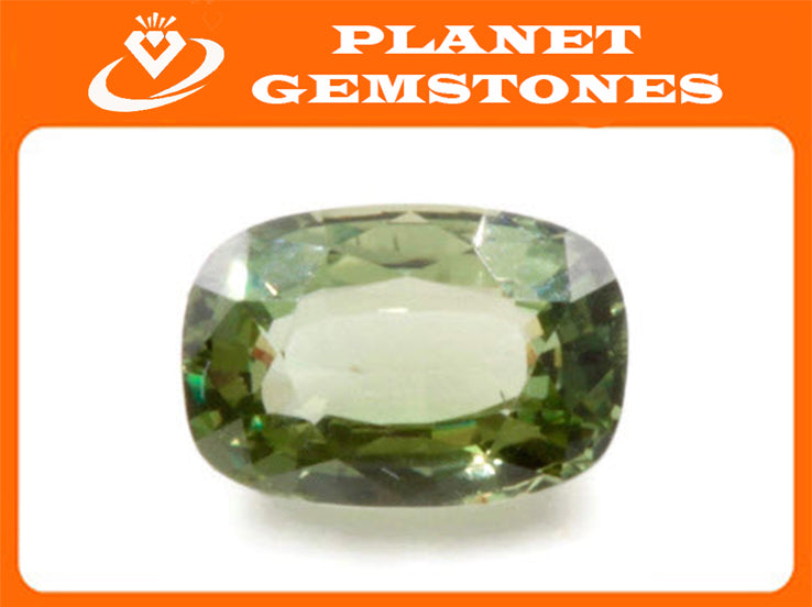 Natural Alexandrite GIA CERT Alexandrite June birthstone Alexandrite Gemstone alexandrite Jewelry Supplies color changing 8.6x5.8mm 2.04ct-Alexandrite-Planet Gemstones