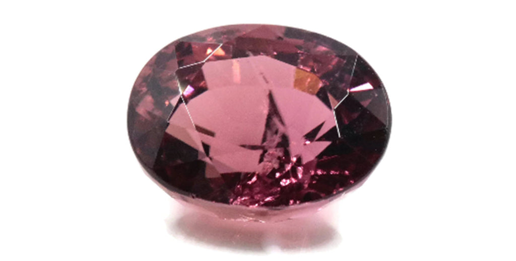 Natural Tourmaline Pink Tourmaline October Birthstone DIY Jewelry Black Tourmaline Tourmaline Tourmaline Tourmaline Oval 4.52ct 10x8mm-Tourmaline-Planet Gemstones