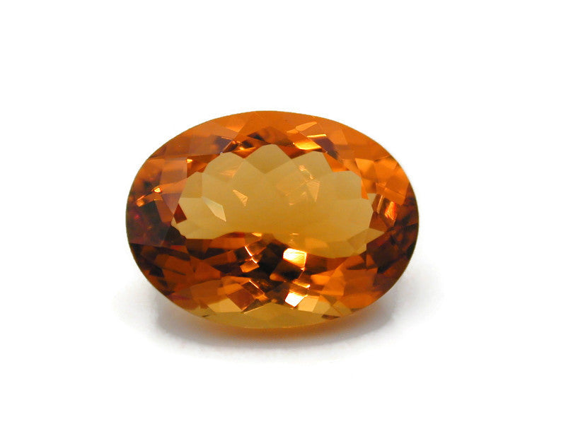 Natural citrine citrine gemstone loose citrine faceted citrine citrine stone citrine birthstone citrine quartz citrine point SKU:105976-CITRINE-Planet Gemstones