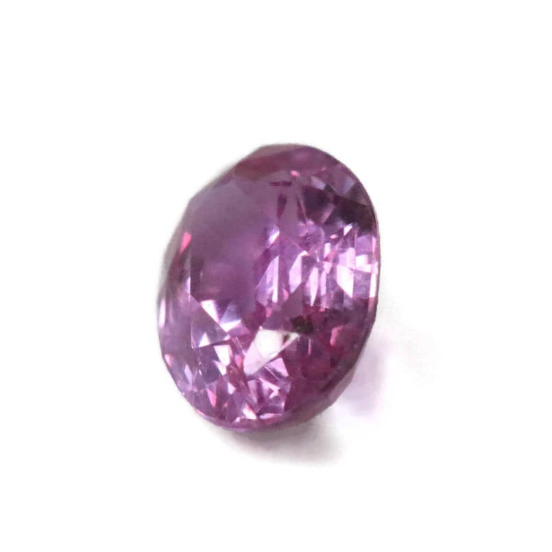 Natural Pink Sapphire 9x6mm 2.09ct September Birthstone Sapphire Gemstone DIY Jewelry Supply Sapphire healing stone Pink sapphire-Planet Gemstones