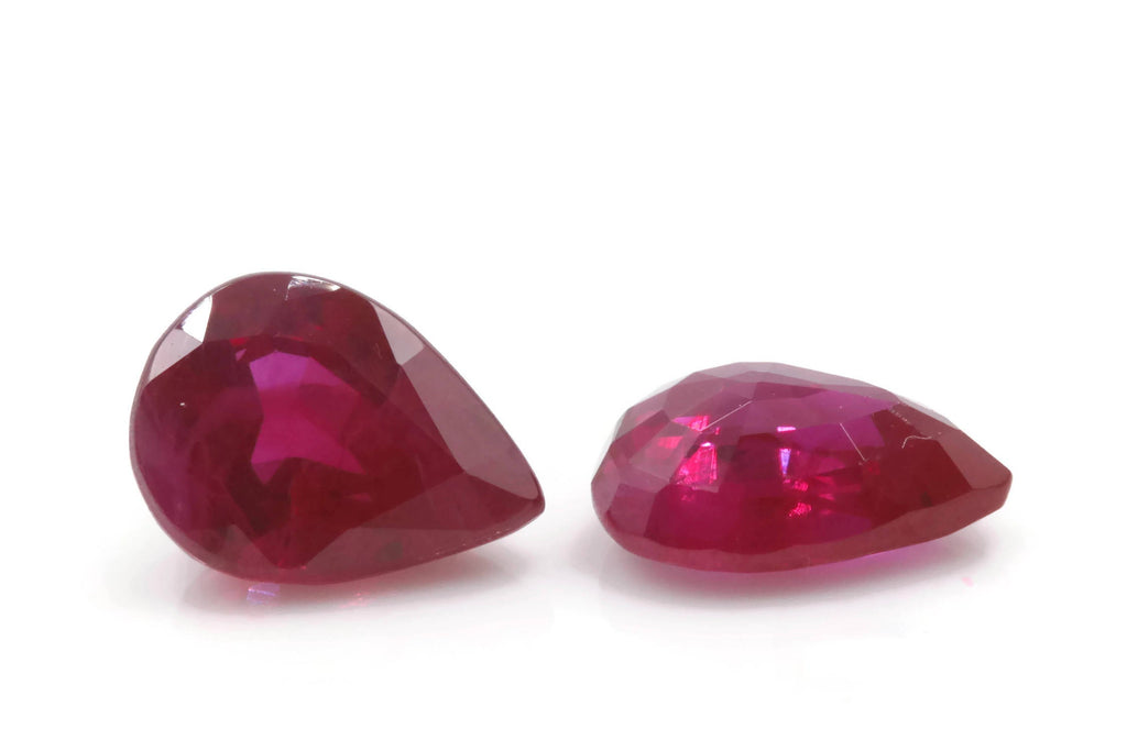 Natural Ruby Ruby Gemstone DIY Jewelry Ruby Loose Stone July Birthstone Ruby Natural Ruby Gemstone Genuine Ruby 2.58ct 7.5x5.5mm-Ruby-Planet Gemstones