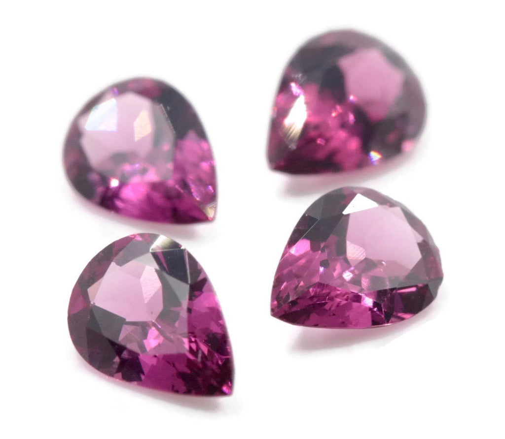 Natural Tourmaline Pink Tourmaline October Birthstone DIY Jewelry Supply Black Tourmaline Tourmaline Tourmaline Oval Pink 1.34ct 9x6.5mm-Tourmaline-Planet Gemstones