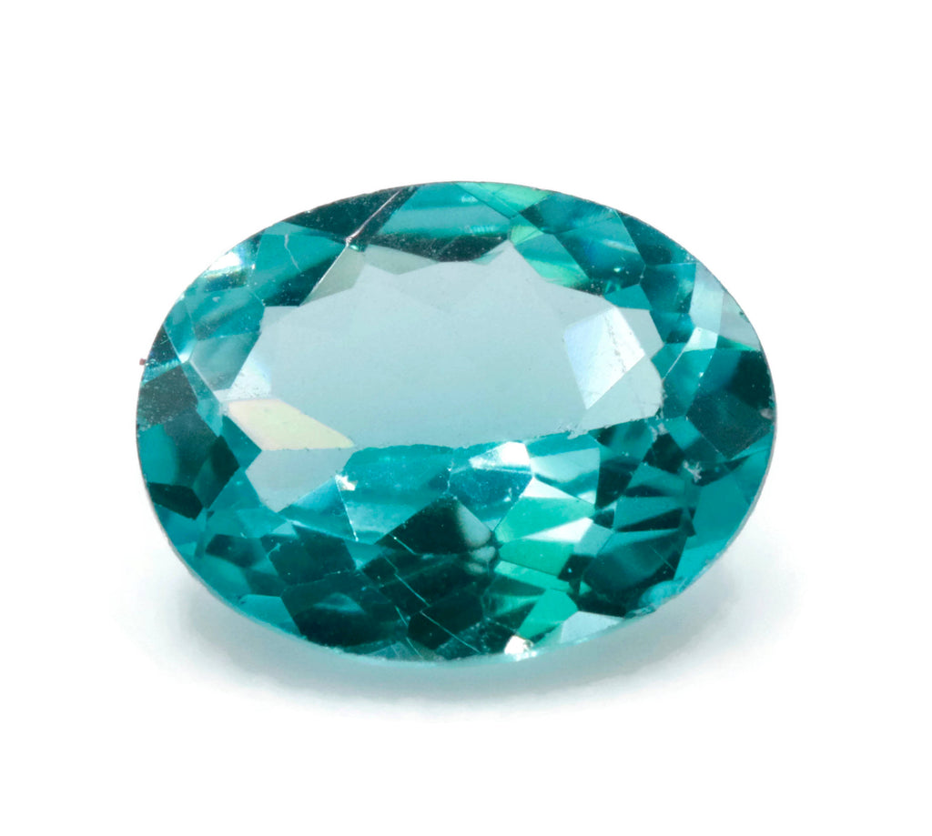 Natural Apatite Neon Apatite Blue Apatite Apatite Gemstone Apatite faceted Genuine Apatite stone DIY Apatite faceted Oval 2.02ct 9x7mm-Planet Gemstones