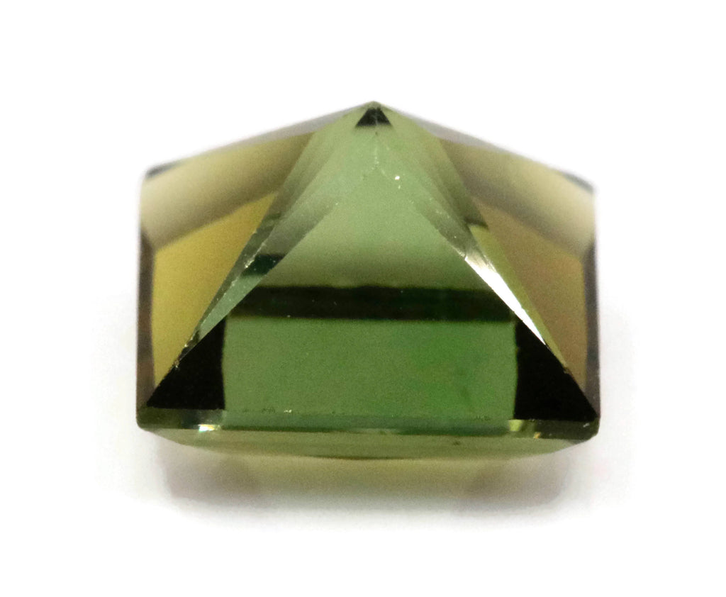 Natural Tourmaline Green Tourmaline  DIY Jewelry Supply  Tourmaline October birthstone Black Tourmaline Tourmaline  2.71ct : 8x5.5mm - Vettri Gems USA