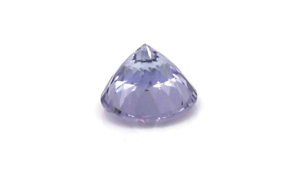 Natural tanzanite Tanzanite Gemstone December birthstone DIY Jewelry Tanzanite heated tanzanite Pink Tanzanite Loose tanzanite 7.5mm, 1.77ct-Tanzanite-Planet Gemstones