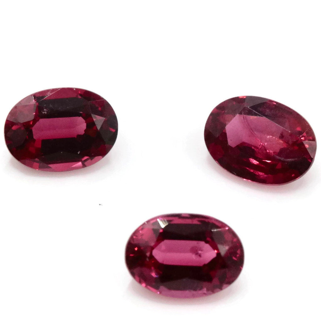 Natural Spinel Spinel Gemstone Genuine Spinel August birthstone Spinel Oval faceted 7x5mm Pink Spinel 1 stone 0.95ct Spinel Loose stone-Planet Gemstones
