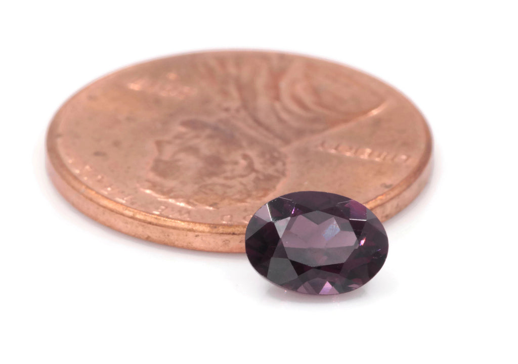 Natural Spinel Spinel Gemstone Genuine Spinel August birthstone Lavender SPINEL Purple SPINEL Spinel Oval 7x5mm, Spinel Loose stone-Planet Gemstones