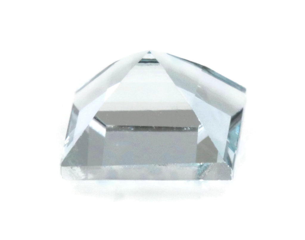 Aquamarine Natural Aquamarine March Birthstone DIY Jewelry Supplies Aquamarine Gemstone Blue Aquamarine Genuine Aquamarine 5mm 0.51 ct-Aquamarine-Planet Gemstones