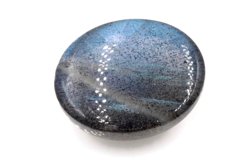 Natural Labradorite Gemstone Genuine Labradorite Blue labradorite Labradorite Cabochon Labradorite Stone DIY Jewelry 11x9mm-Planet Gemstones