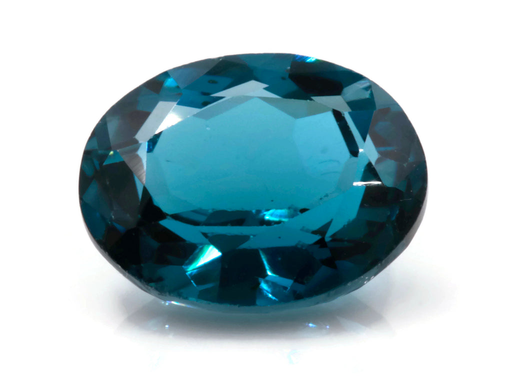 Natural Blue Topaz Gemstone Genuine Blue Topaz Faceted November Birthstone Blue Topaz Loose Blue Topaz-Planet Gemstones