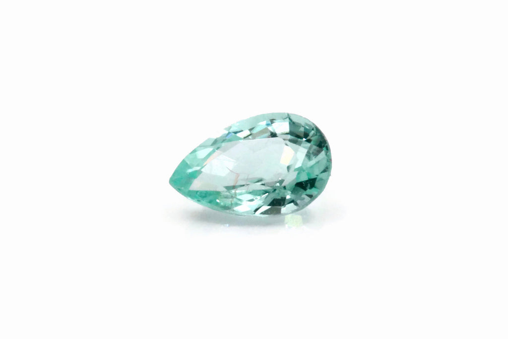 Natural Paraiba Tourmaline Green Tourmaline DIY Jewelry Supply Tourmaline October birthstone Paraiba Tourmaline PE 6X4mm-Tourmaline-Planet Gemstones
