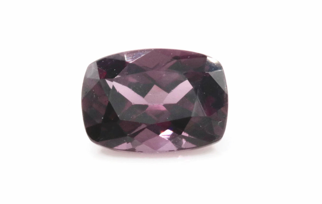 Natural Spinel Spinel Gemstone Genuine Spinel August birthstone Natural Purple SPINEL 7x5mm Spinel Cushion 1.10ct Spinel Loose stone-Planet Gemstones